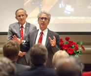 Ferris State University and Kendall College of Art and Design Celebrate Building Rededication